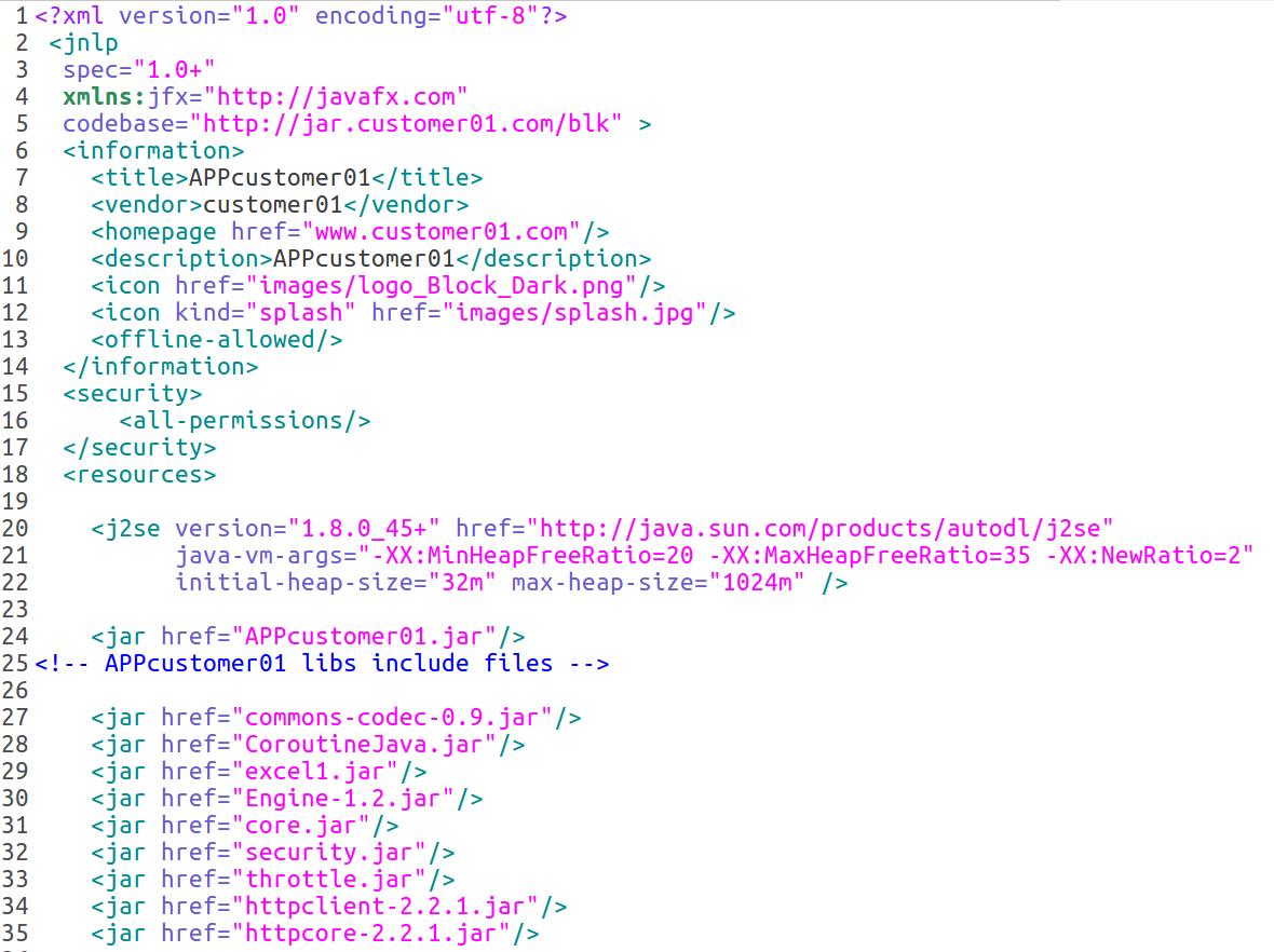Codegrazer: Needle in a haystack of  jar files [username