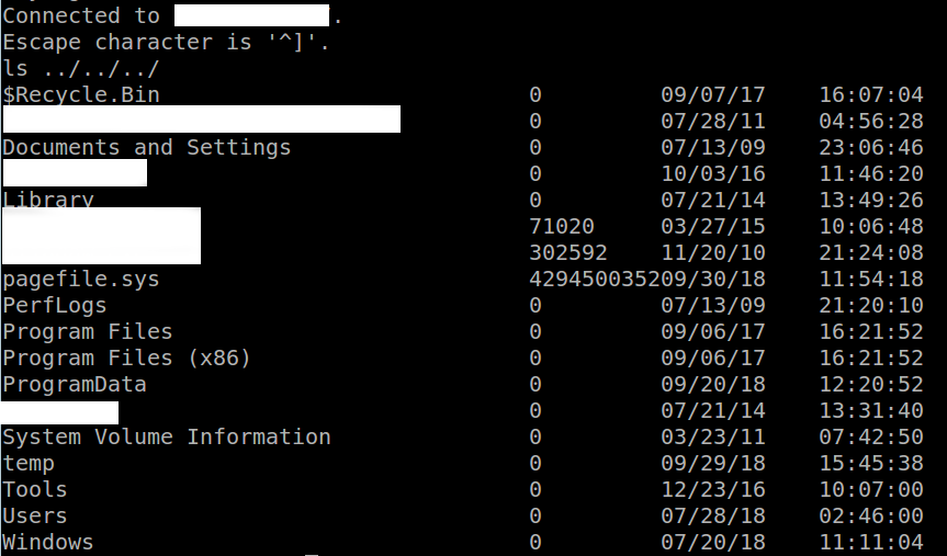 Codegrazer: Unauthenticated RSFTP to Command Injection